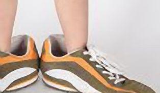 Malé boty, velké neštěstí