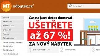 Lupa.cz: E-shop v potížích: majitel MT Nábytku je v insolvenci