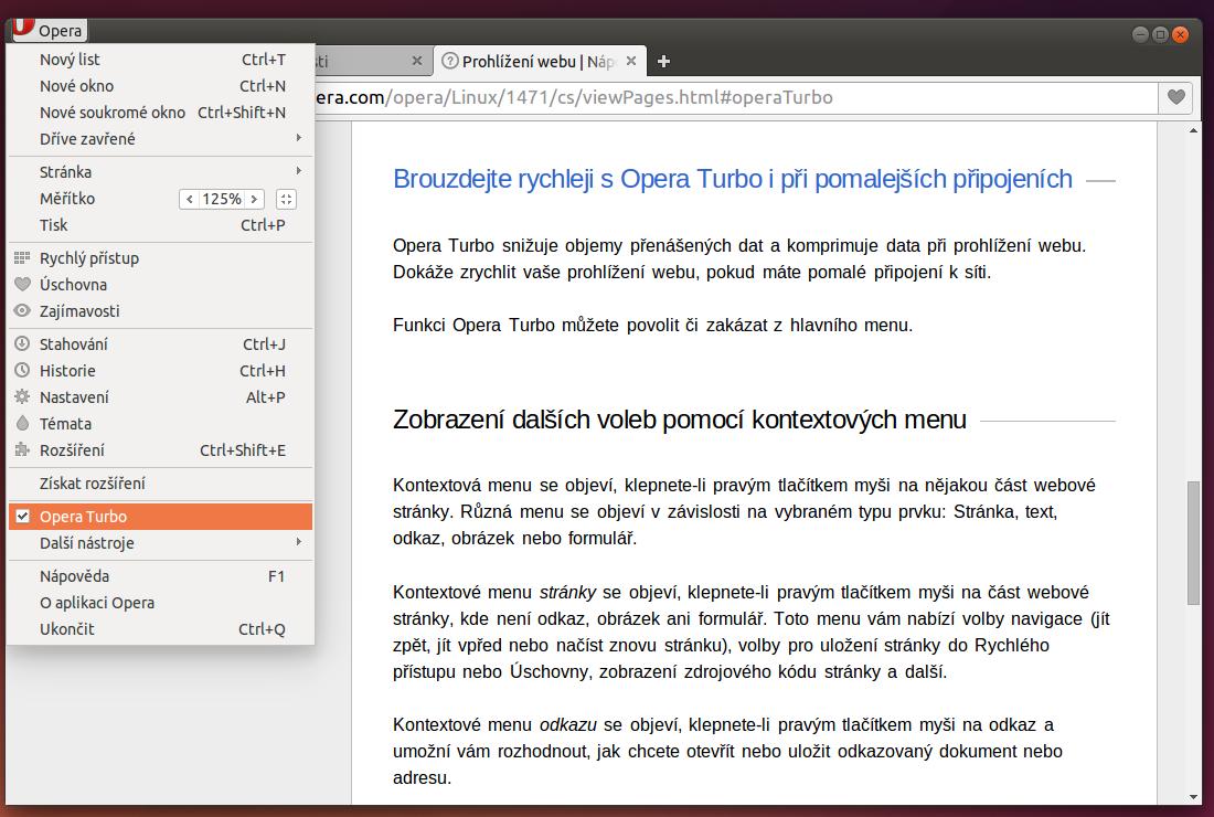 Nová Opera pro Linux: slibný prohlížeč, kterému škodí historie - Root cz