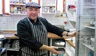 François Thuille, kuchař světoběžník, který nejraději sbírá houby naŠumavě