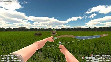 Probably Archery - obrázky ze hry