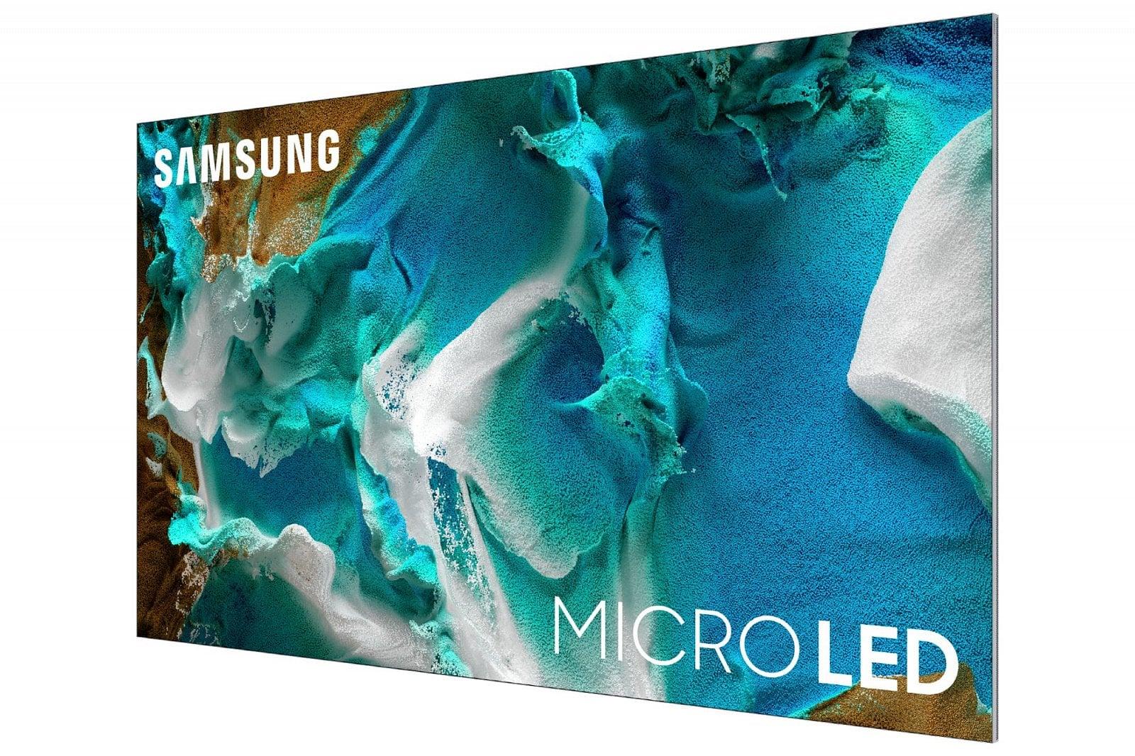 Samsung Micro LED 2021