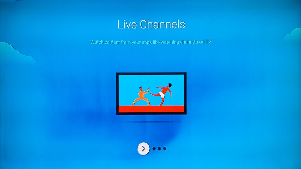 SledováníTV - Live Channels a Google Play Music