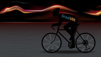 GraalVM cyklista