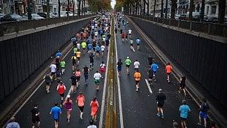 Jídelníček běžců: poslední dny před závodem