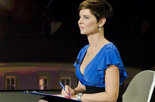 Prezidentským duelem, který se bude na Nově vysílat 8. ledna, opět provede diváky Markéta Fialová.