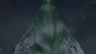 Mountain - obrázky ze hry.