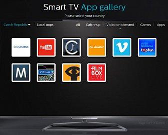 Aplikace Philips (TP Vision), které jsou k dispozici pro Android najdete přehledně vypsány na firemních stránkách. Zvolit lze výpis jak pro Česko, tak pro Slovensko.