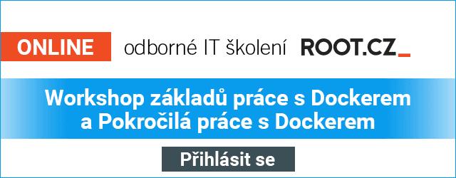 Root Docker