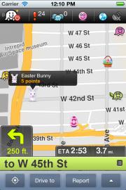 Waze Easter Hunt 2