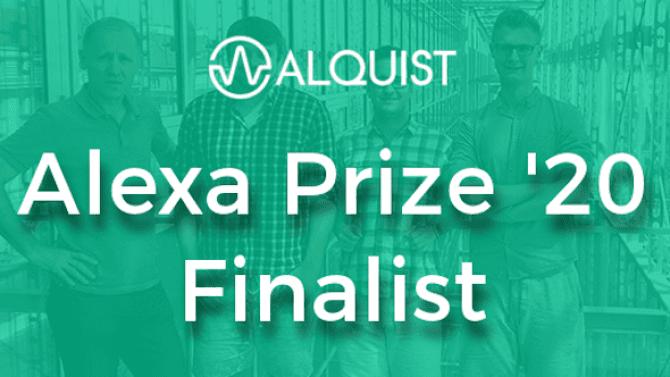 [aktualita] Bot Alquist z ČVUT se opět dostal do finále Alexa Prize, světové soutěže Amazonu