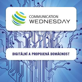 Logo Digitální a propojená domácnost