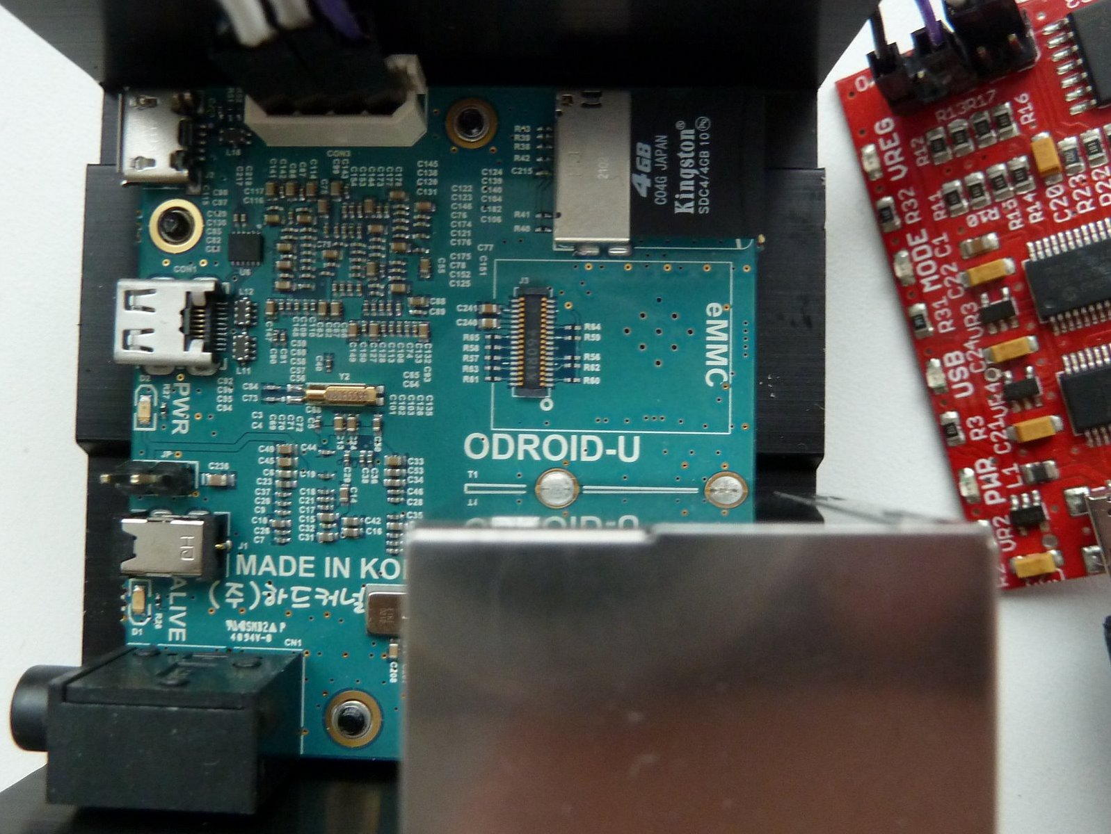 Odroid − Open Android
