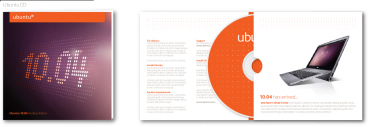 Ubuntu nový design