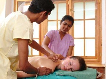 Ajurvédská masáž