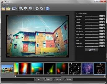 <p>Díky programu XnRetro můžete své fotky originálně vylepšit</p>