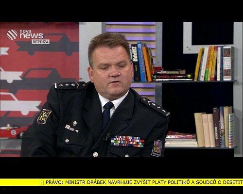 Střihové vydání Snídaně s Novou ve vysílání Nova News.