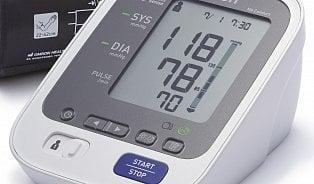 Vysoký tlak– jen krok kinfarktu