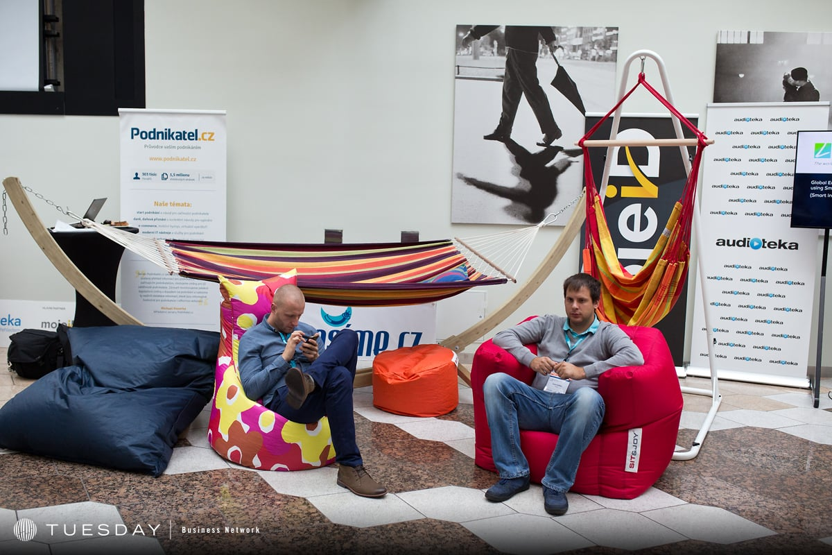 Jak to vypadalo na E-Business Foru 2016