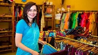 Podnikatel.cz: Jezdí do Indie a dováží oblečení išperky