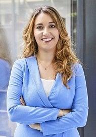 Anna Chalova, nová šéfka právní divize Air Bank (06/2019).