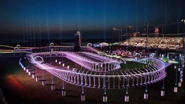 Drone Racing ve Spojených arabských emirátech