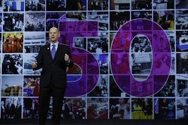 Gary Shapiro, výkonný ředitel Consumer Technology Association (CTA)