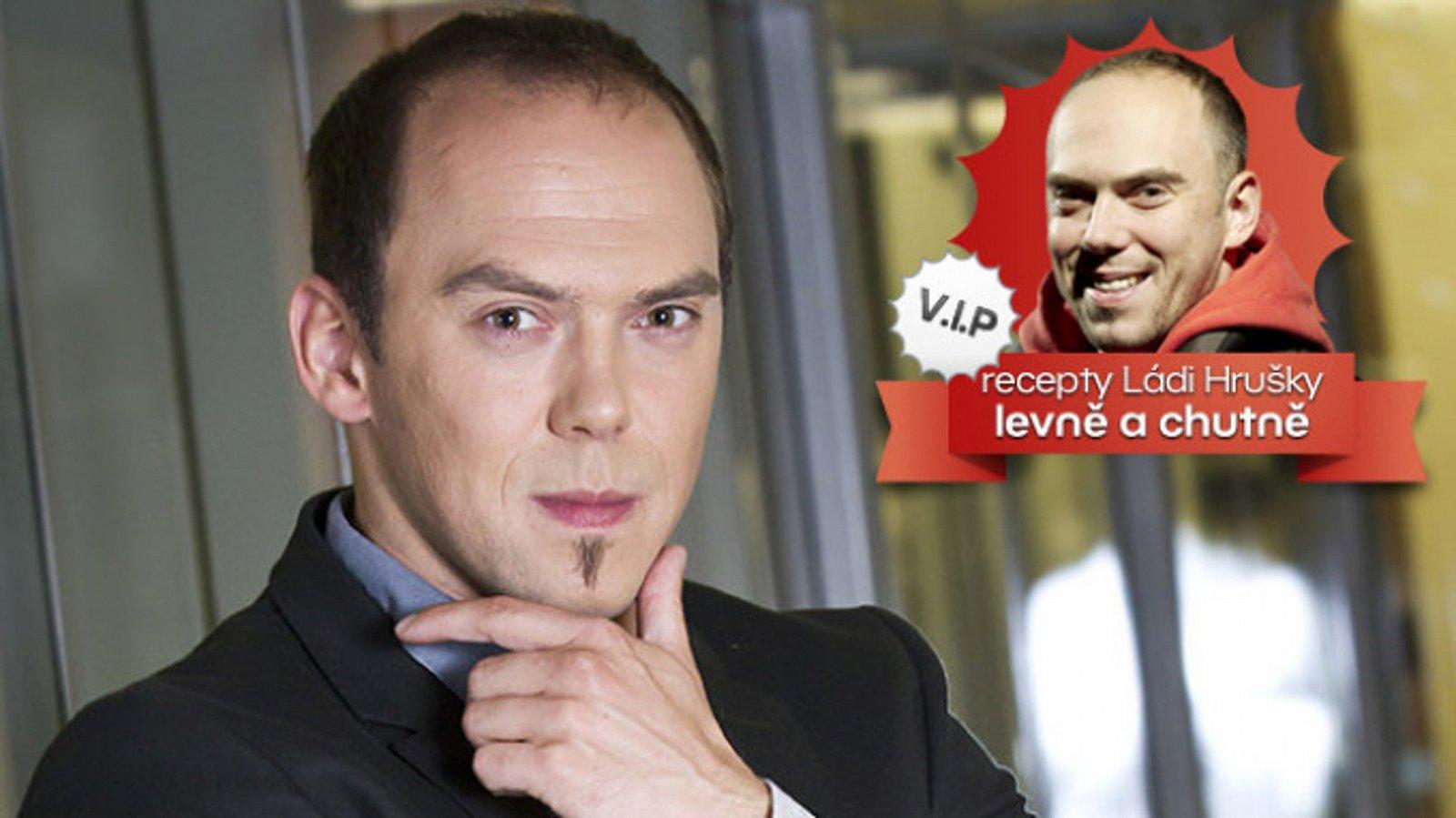 Ladislav Hruška kulinářským experimentátorem televize Nova