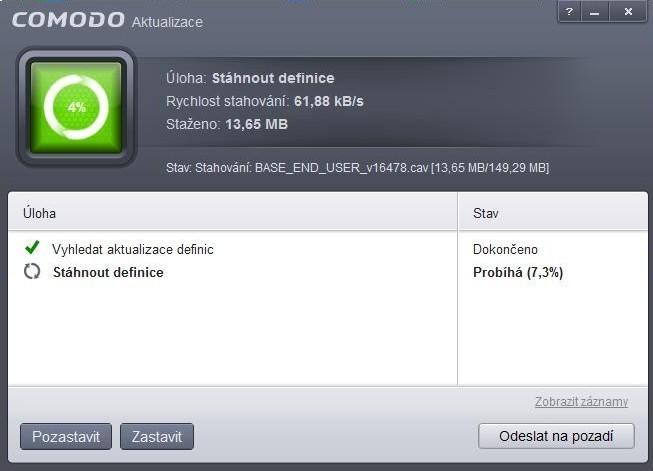 Comodo Internet Security Complete 2013