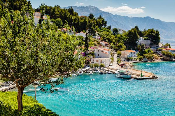 Chorvatsko, moře, cestování, dovolená