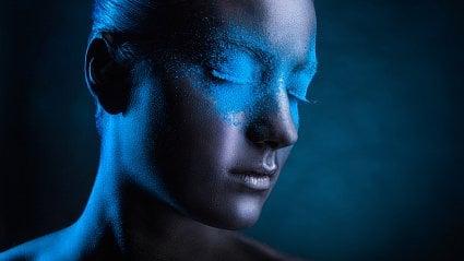 Vitalia.cz: Modrá je barva lži amanipulace