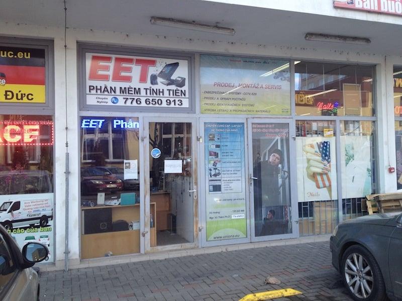 O #EET se informuje na každém roku i na tržnici SAPA.