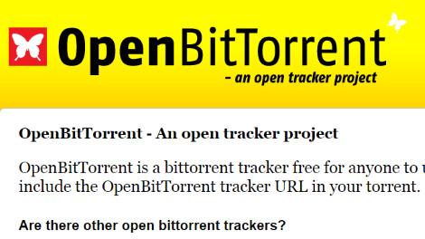opentracker torrent