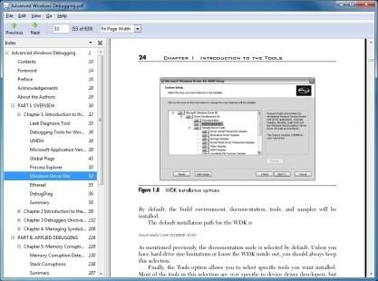Evince je nadstandardní prohlížeč, který zvládne zobrazit velkou škálu formátů