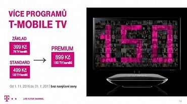 Vánoční reklama T-Mobile