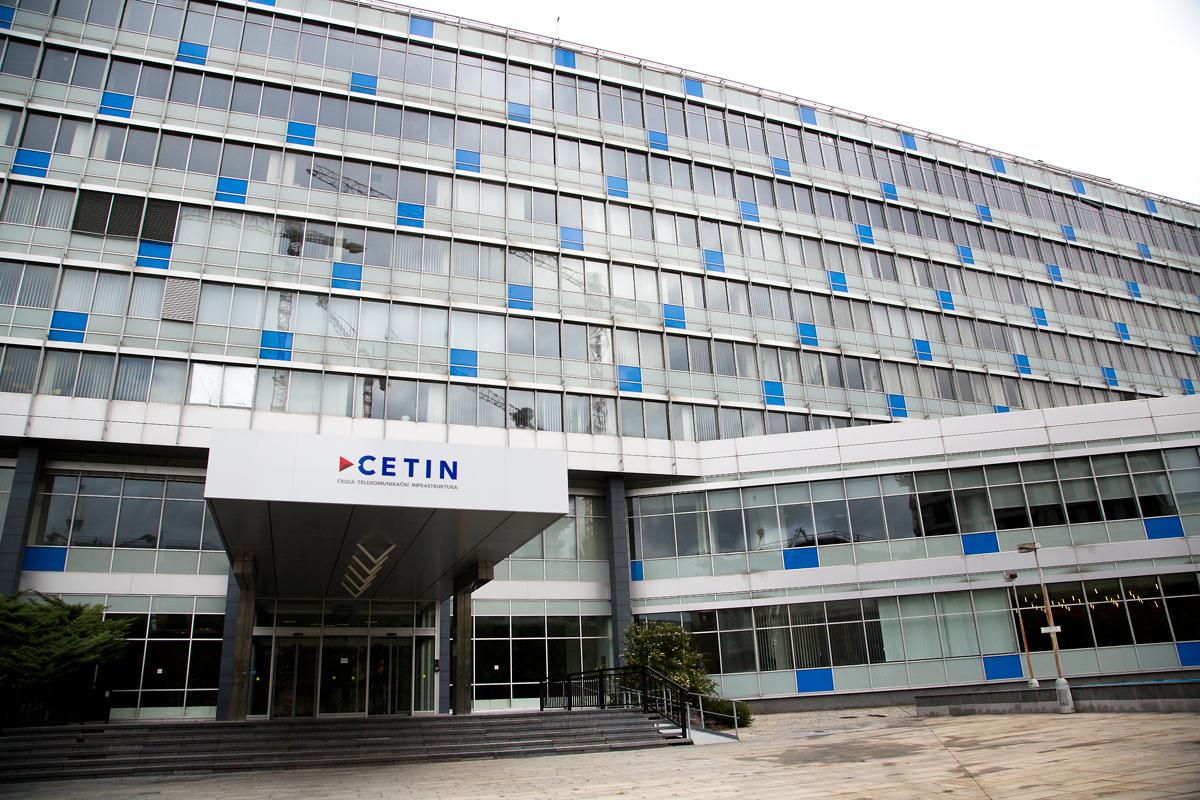 CETIN se vrátil do starých prostor Telecomu
