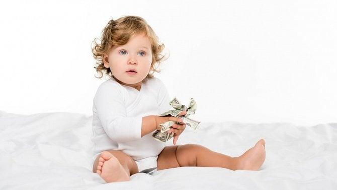 Daňové zvýhodnění na dítě vroce 2019a 2020