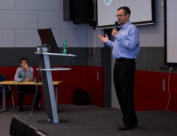 Pavel Konečný na IoT konferenci Internet Info.