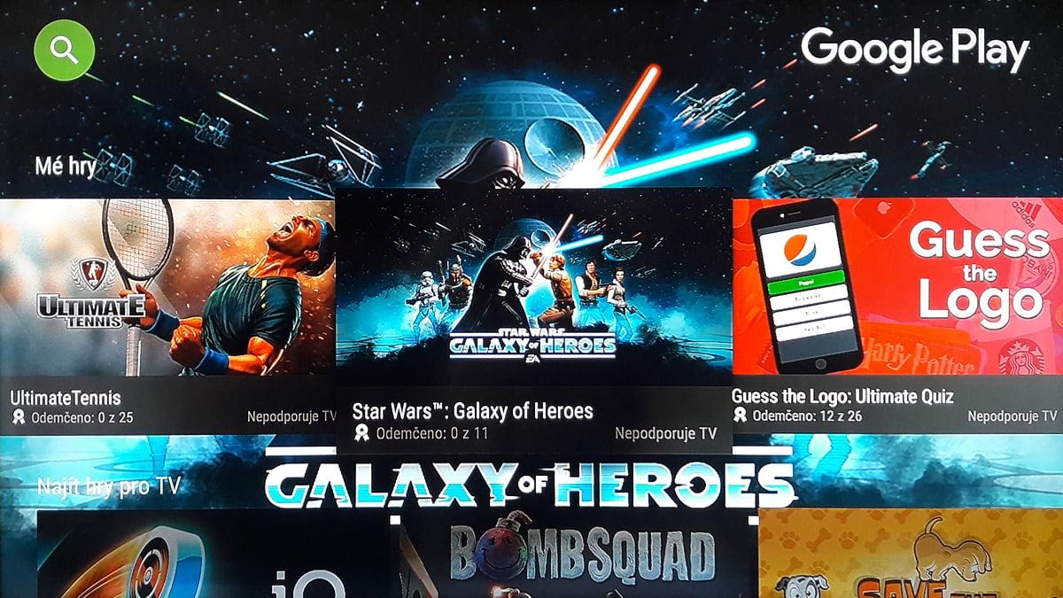 SledováníTV - Google Play Games