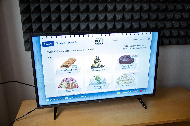 TCL 32ES580 - HbbTV
