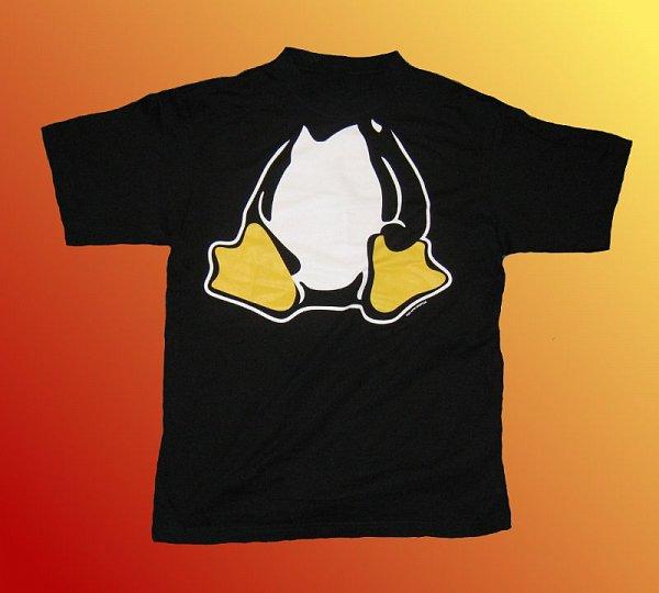 Tričko tučňák