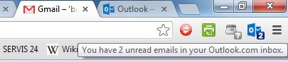 outlook notifier