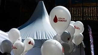 120na80.cz: Akce na podporu lidí s hemofilií