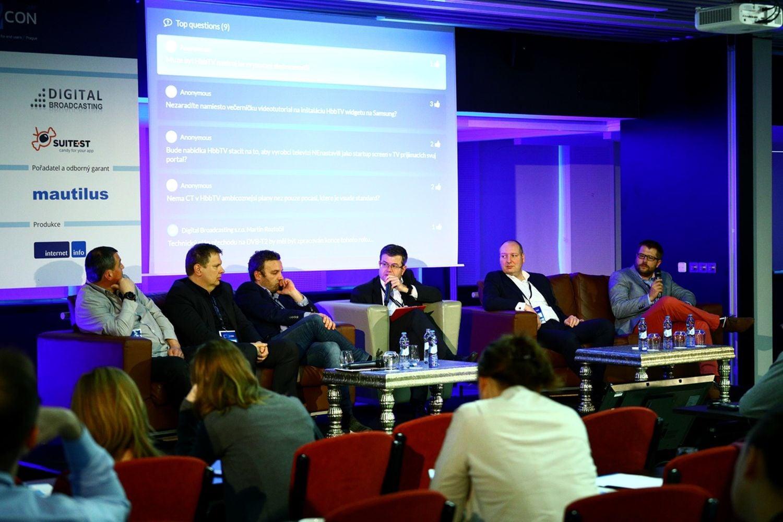TVCON 2017 - panelová diskuse