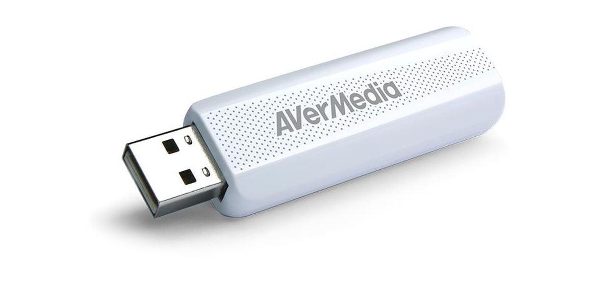 AVerMedia TD310 - USB tuner pro DVB-T2