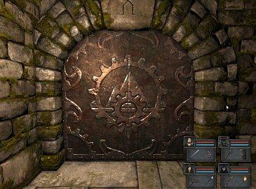 Legend of Grimrock - obrázky ze hry