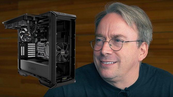 Proč Linus Torvalds přešel na AMD, kolik ho to stálo ajaké komponenty vybral