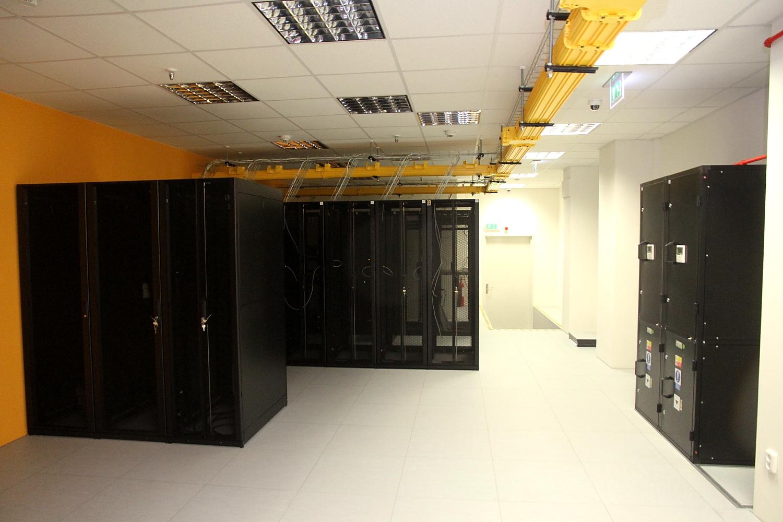 Datacentrum pod Žižkovskou věží