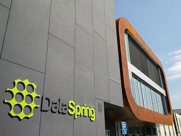 Datové centrum DataSpring v Lužici u Hodonína využilo evropské dotace přes 127 milionů korun.