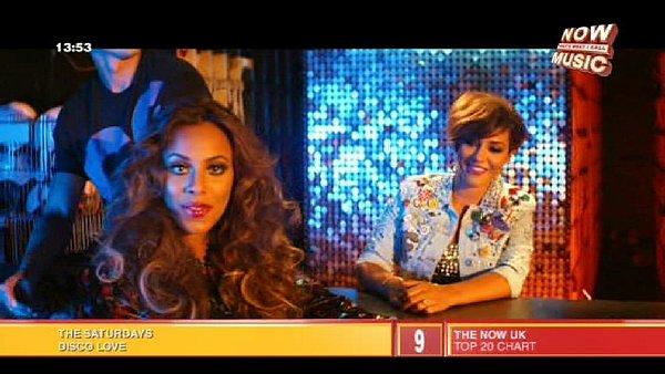 Ukázka z vysílání stanice NOW Music.